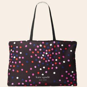 ❤Kate Spade soft shell foldable tote bag
